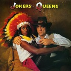 Marcia Hines - Jokers And Queens (With Jon English) (Vinyl)