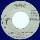 Martha And The Muffins - Paint By Number Heart (VLS)