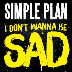 I Don't Wanna Be Sad (CDS)