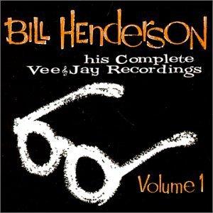 His Complete Vee-Jay Recordings, Vol. 1