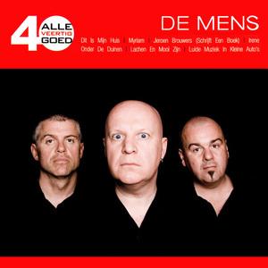 Alle 40 Goed De Mens CD1