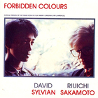 David Sylvian - Forbidden Colours (With Ryuichi Sakamoto) (CDS)