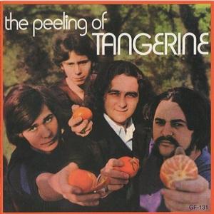 The Peeling Of Tangerine