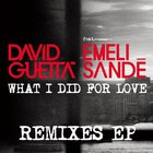 What I Did For Love: Remixes (EP)