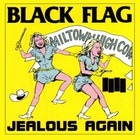 Black Flag - Jealous Again (EP)