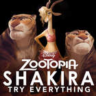 Shakira - Try Everything (From Zootopia) (CDS)