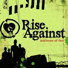 Rise Against - Audience Of One (VLS)