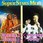Dennis Brown - Reggae Superstars Meet (With Horace Andy) (Vinyl)