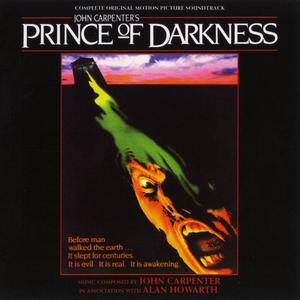 Prince Of Darkness (Feat. Alan Howarth) (Reissued 2008) CD1