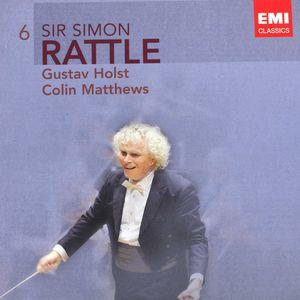 British Music - Gustav Holst, Colin Matthews CD6