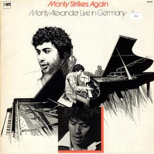 Monty Strikes Again (Unlimited Love) (Vinyl)