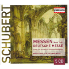 Masses Nos. 1-6, German Mass (Feat. Bulgarischer Nationalchor & Sofia Philharmonic Orchestra) CD1