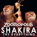Shakira - Try Everything (CDS)