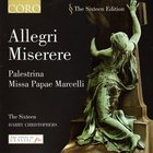 The Sixteen - Allegri - Miserere; Palestrina - Missa Papae Marcelli (Under Harry Christophers)