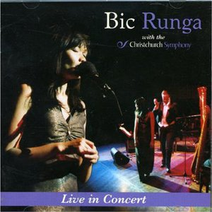 Live In Concert (With The Christchurch Symphony Orchestra)
