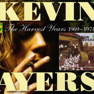 The Harvest Years 1969-1974: Whatevershebringswesing CD3
