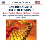 American Music For Percussion Vol. 1