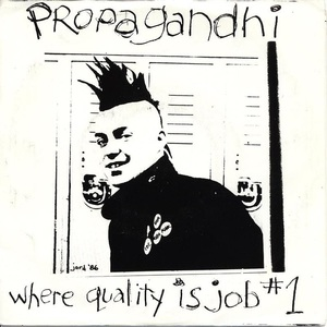 Where Quality Is Job #1 (Vinyl)
