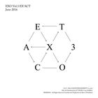 EXO - Ex'act (Deluxe Edition) CD1
