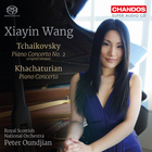 Tchaikovsky: Piano Concerto No. 2, Khachaturian: Piano Concerto