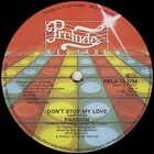 Passion - Don't Stop My Love (VLS)