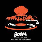 Major Lazer - Boom (Feat. Moti, Ty Dolla $ign, Wizkid, & Kranium) (cds)