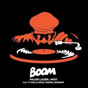 Boom (Feat. Moti, Ty Dolla $ign, Wizkid, & Kranium) (cds)