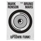 Mark Ronson - Uptown Funk (Feat. Bruno Mars & Mystikal) (CDS)