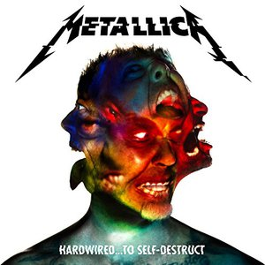 Hardwired...To Self-Destruct CD1