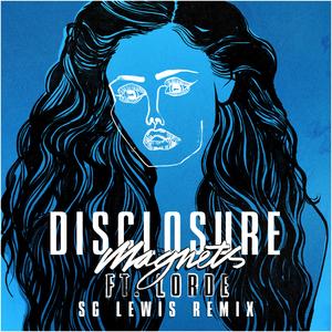 Magnets (SG Lewis Remix) (CDR)