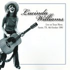 Lucinda Williams - Live On Texas Music, Austin, Tx, 4Th October 1981 (Remastered)