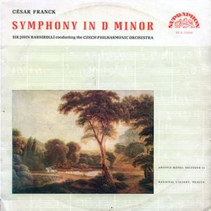 Symphony In D Minor (Vinyl)