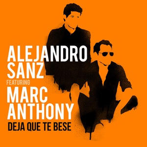 Deja Que Te Bese (Feat. Marc Anthony) (CDS)