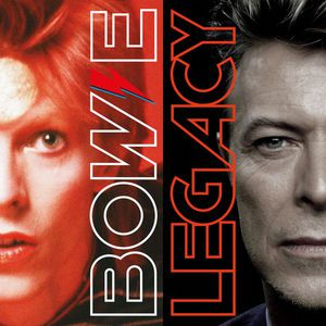 Legacy (The Very Best Of David Bowie) (Deluxe edition) CD1