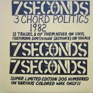 Three Chord Politics (Vinyl)