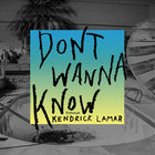 Don't Wanna Know (CDS)