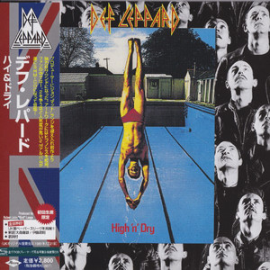 High 'n' Dry (Japan Version) (Reissued 2008)