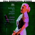 June Christy - Ballads For Night People (Vinyl)