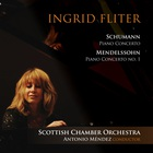 Schumann & Mendelssohn Piano Concertos