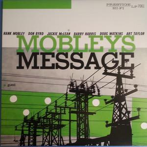 Mobley's Message (Vinyl)