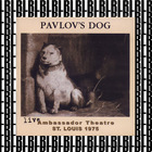 Pavlov's Dog - At The Ambassador Theater, St. Louis 1975