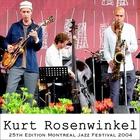 Kurt Rosenwinkel - Live At Montreal Jazz Festival 25th Edition (Quintet)