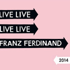 Franz Ferdinand - Live At Forest National Club, Brussels CD3