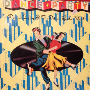 Dance Party (With The Detroit Guitar Band) (Vinyl)