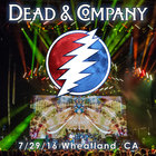 Dead And Company - 2016/07/29 Wheatland, CA CD1