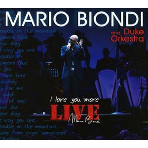 I Love You More (Live) CD2
