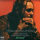 Post Malone - Congratulations (Feat. Quavo) (CDS)