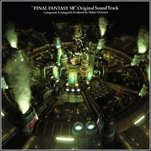 Final Fantasy VII Original Soundtrack CD3