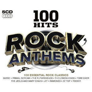 100 Hits: Rock Anthems CD3