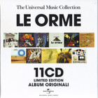 Le Orme - The Universal Music Collection: Collage CD1